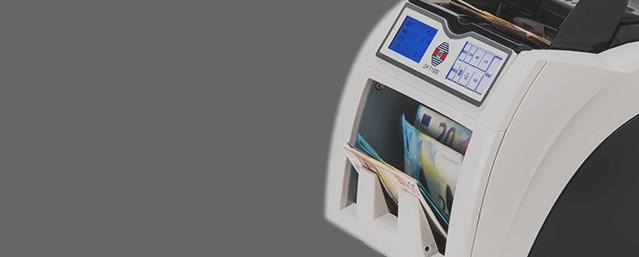 Máquinas de Tratamiento de Billetes